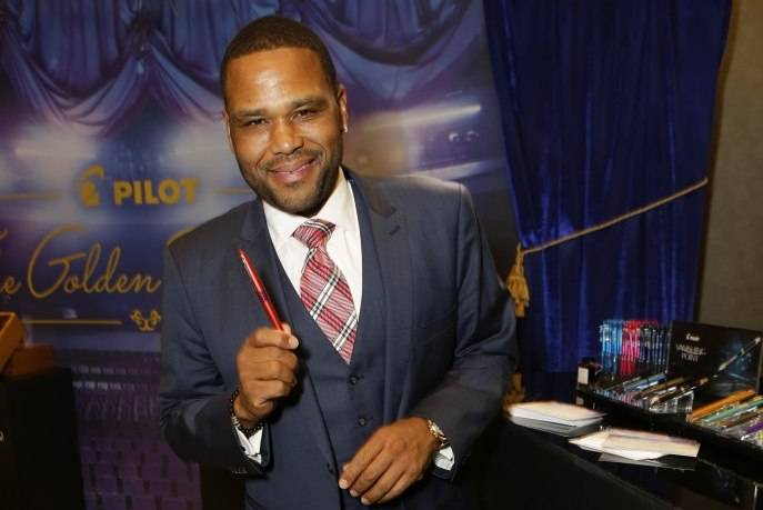 Anthony Anderson attends the GBK Golden Globes 2016 Luxury Lounge at The W Hotel Hollywood - Day 1 at W Hollywood on January 8