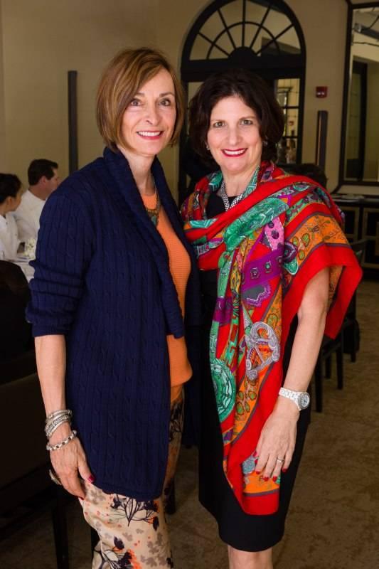 Barbara Golden and Diane Bergner