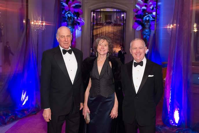John Osterweis, Barbara Ravizza, Glenn McCoy