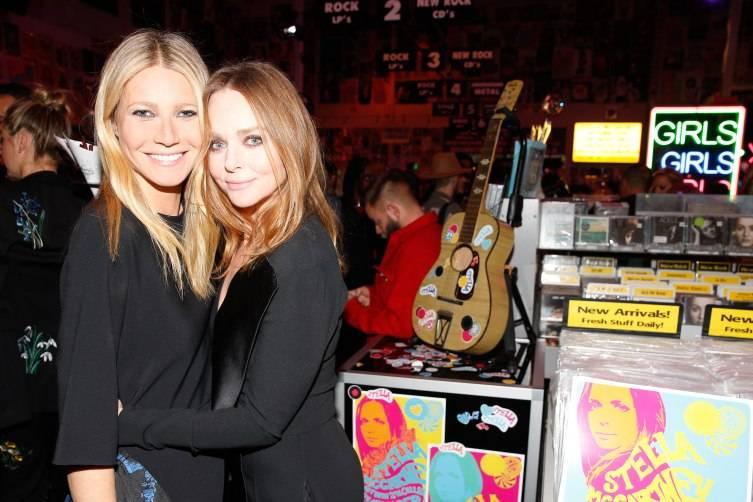 Stella McCartney & Gwyneth Paltrow