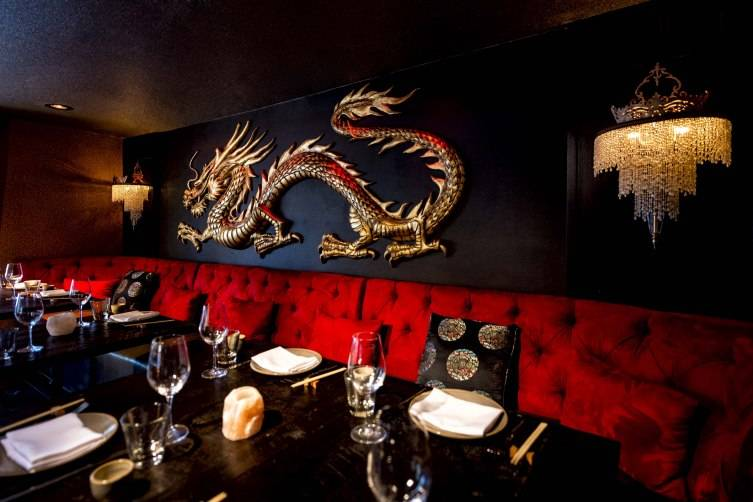 Bazi Dragon Lounge
