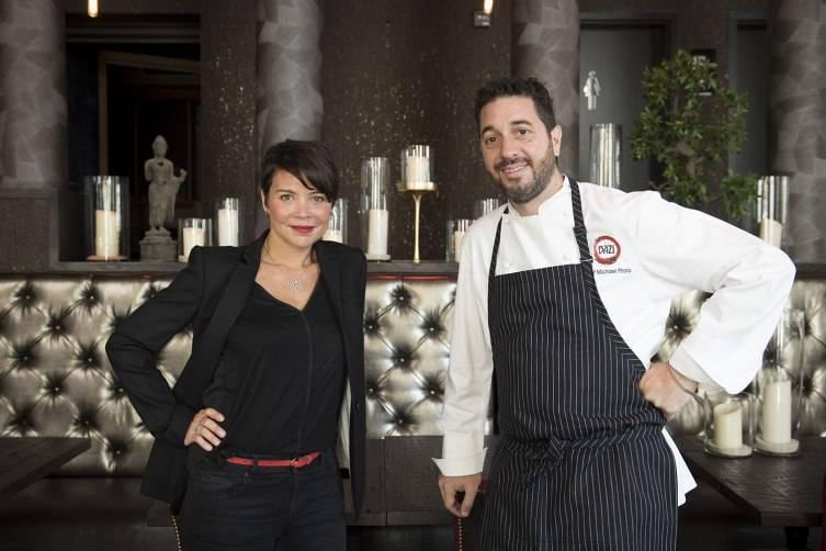Jen Chaefsky and Michael Pirolo