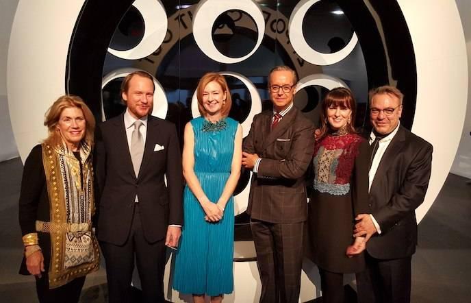 FOG Design+Art Fair Steering Committee: Catherine Topham, Roth Martin, Katie Paige, Douglas Durkin, Allison Speer and Stanlee R. Gatti