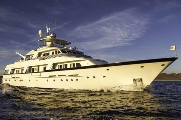 Motor Yacht Centinela IV