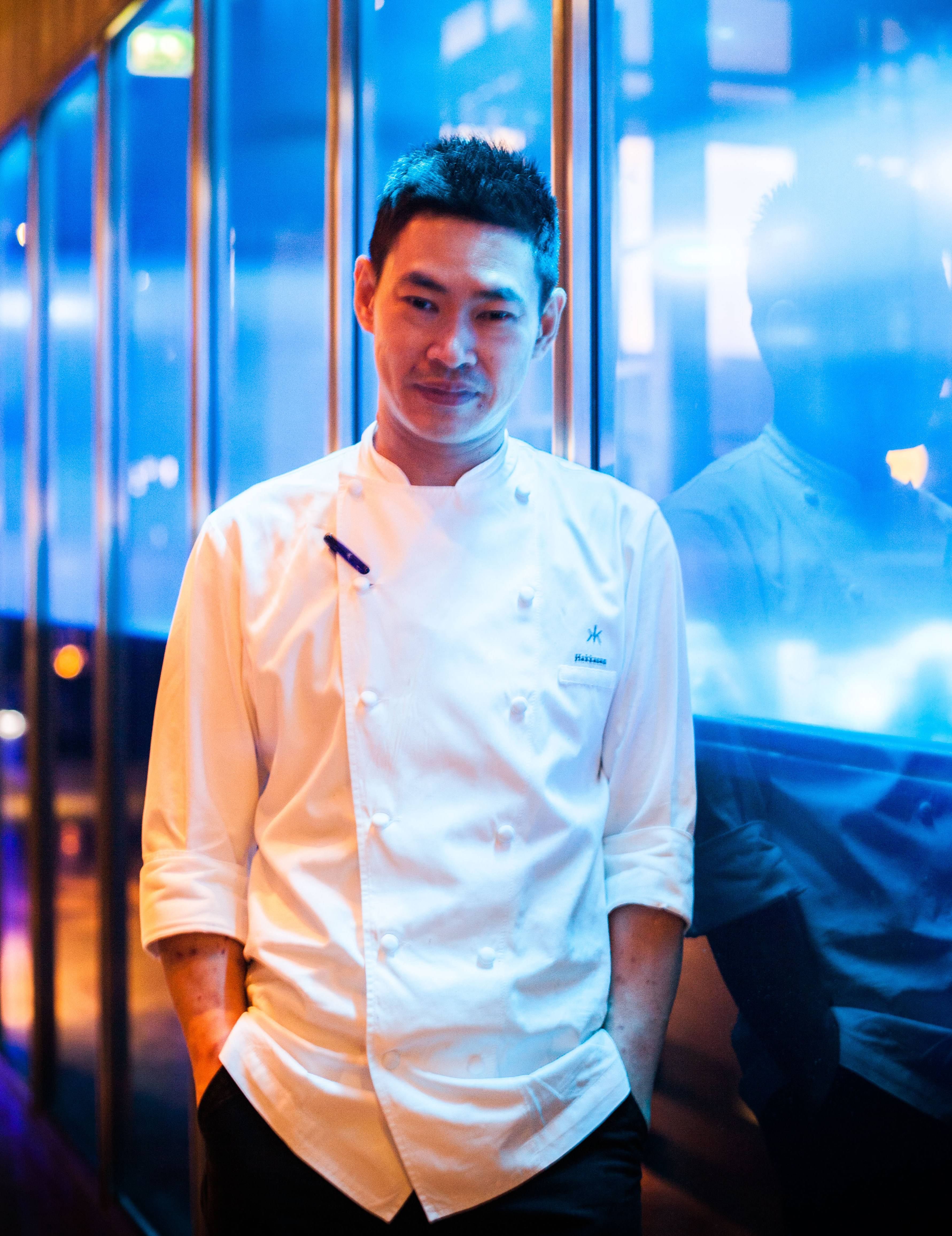 Chef Andy Toh Chye Siong