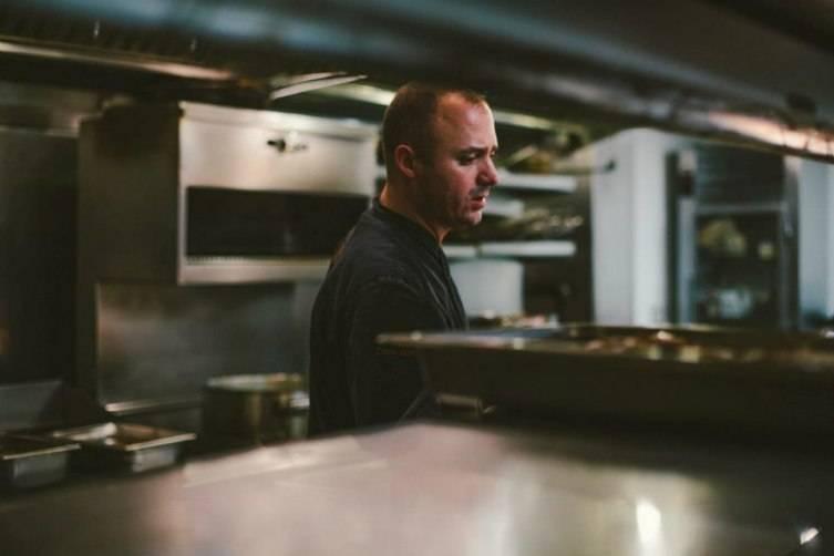 Dante Cooking In Restaurant dante