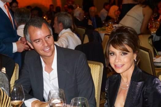 Dr. Juergen Pichler Levine and Paula Abdul