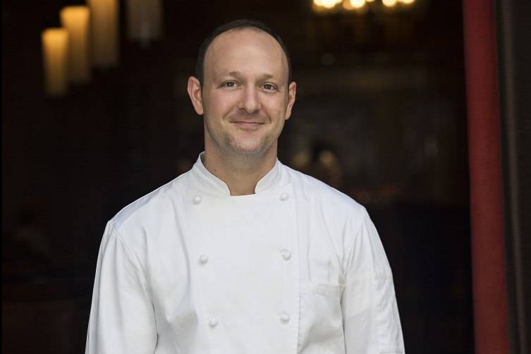 Executive Chef Alex Becker (Photo by: Michael Pisarri)