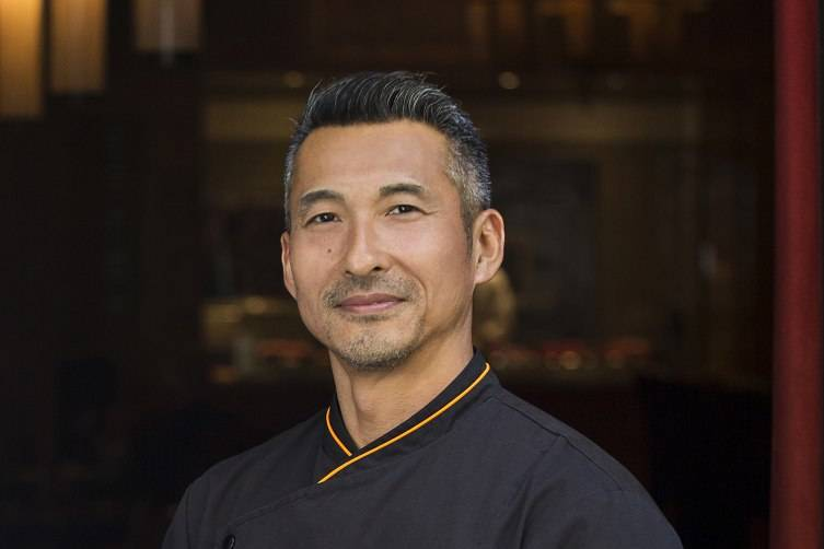 Executive Sushi Chef Shuji Hiyakawa