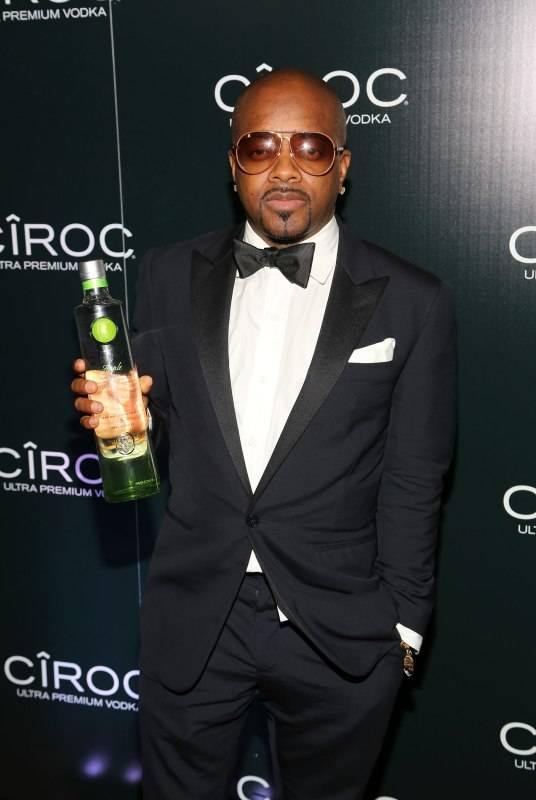 MIAMI, FL - DECEMBER 31: Jermaine Dupri attends the CIROC APPLE at Sean 'Diddy' Combs and CIROC Ultra-Premium Vodka New Year's Eve Party On Star Island on December 31, 2015 in Miami Beach, Florida. (Photo by Alexander Tamargo/Getty Images for CIROC)