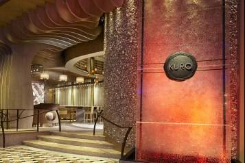 Kuro Entrance – photo credit Seminole Hard Rock Hotel  and Casino