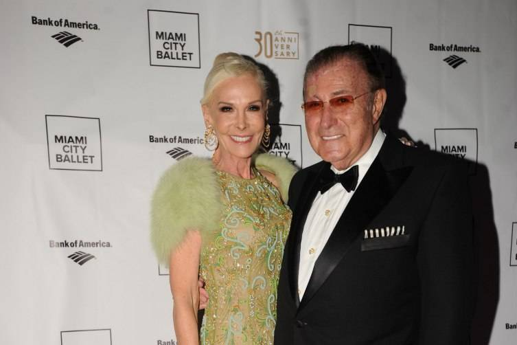 MCB Board Member Michele and Larry Herbert at MCB's 30th Anniversary Gala