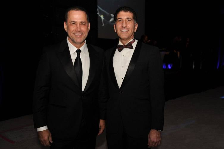 Mayor Philip Levine & Michael Scolamiero at Miami City Ballet's  30th Anniversary Gala