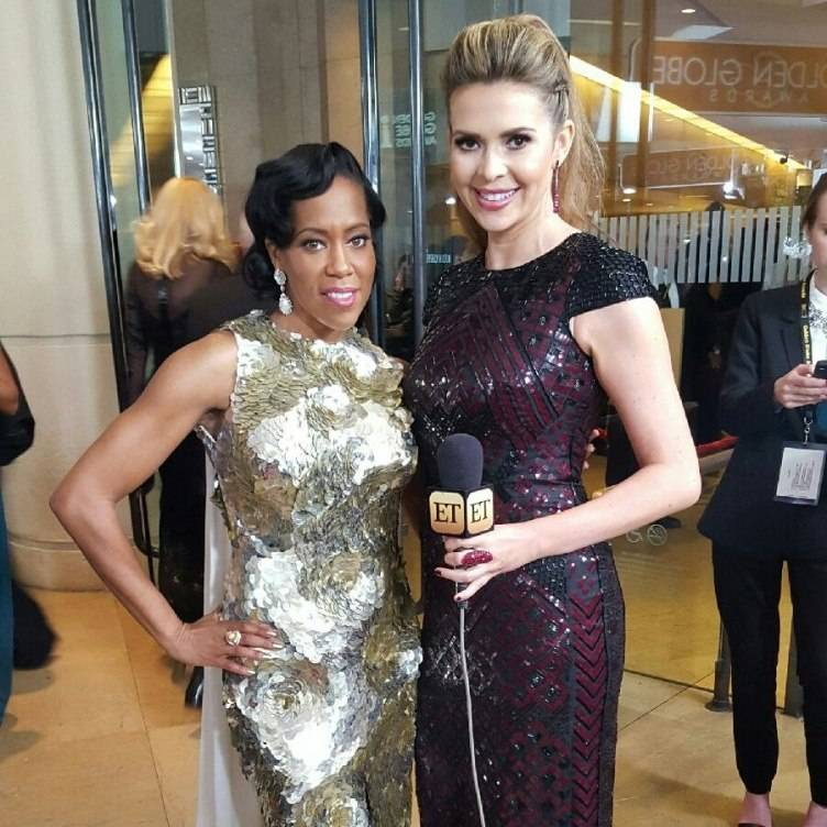 Interviewing nominee Regina King