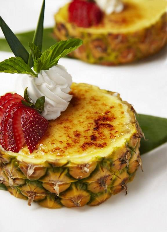 Pineapple Creme Brulee_13