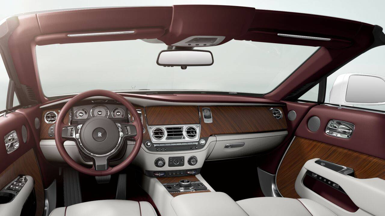 naples wine auction winner will be first to own the new rolls royce dawn. Black Bedroom Furniture Sets. Home Design Ideas