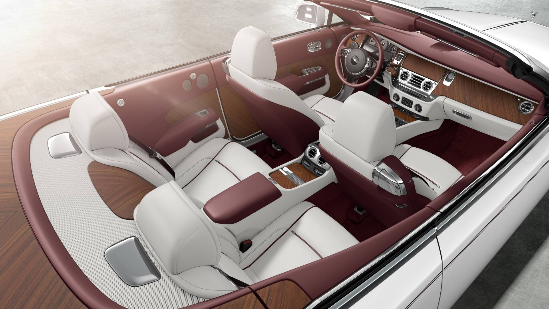 Naples wine auction winner will be first to own the new for Interieur rolls royce