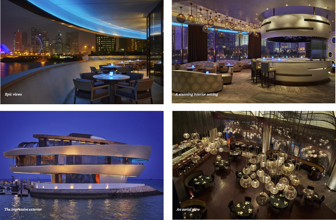 World's largest Nobu - Doha - Haute Living