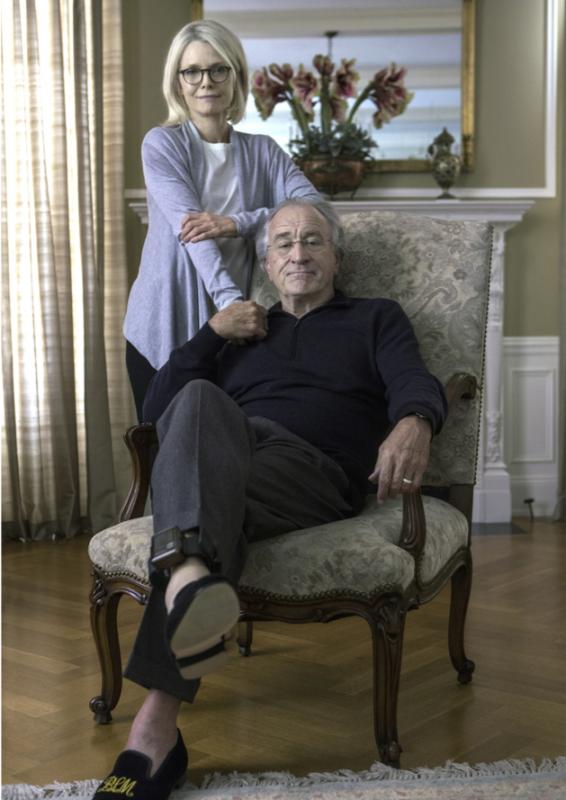 Robert De Niro & Michelle Pfeiffer - Madoff - Haute Living