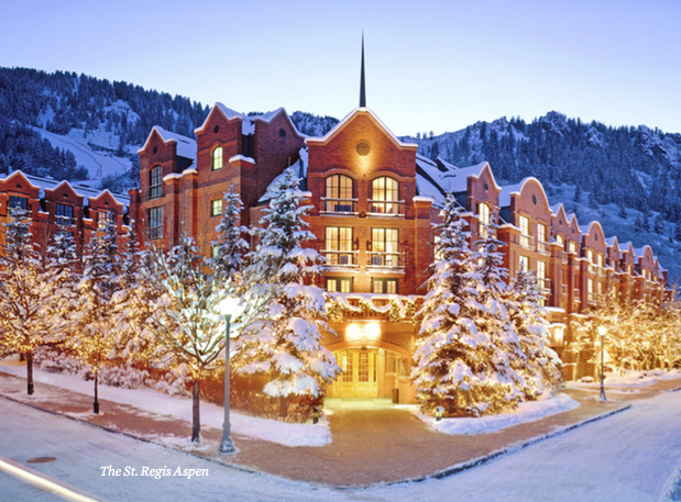 St. Regis Resort Aspen - Haute Living
