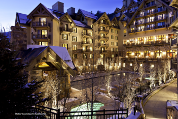 Four Seasons Vail - Haute Living