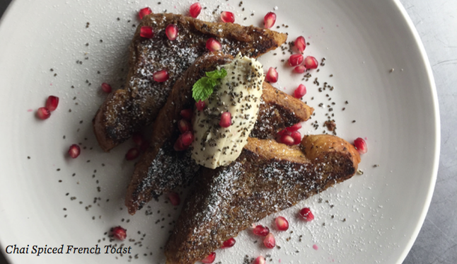 Estrella Sunset French Toast - Haute Living