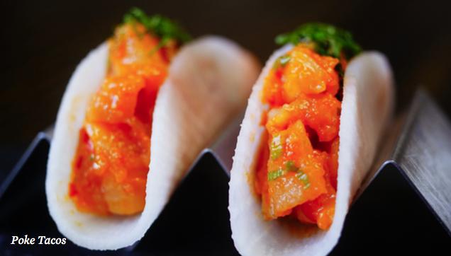 Maia Poke Tacos - Haute Living