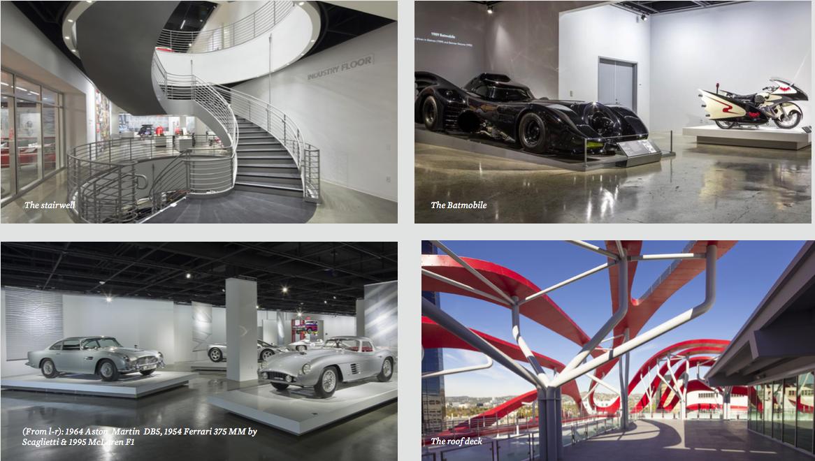 Peterson Automobile Museum