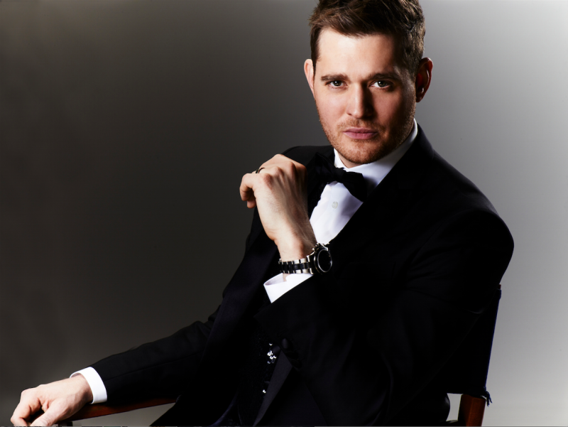 michael buble - haute living