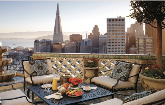 fairmont san francisco - haute living