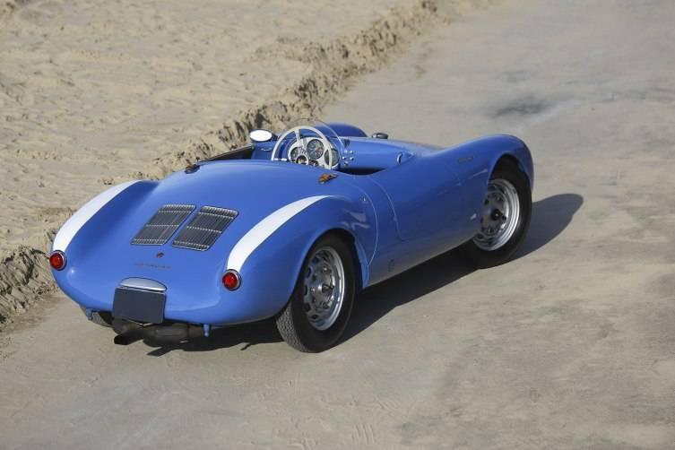 Seinfeld's 1955 Porsche 550 Spider