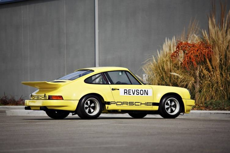 Seinfeld's 1974 Porsche 911 Carrera