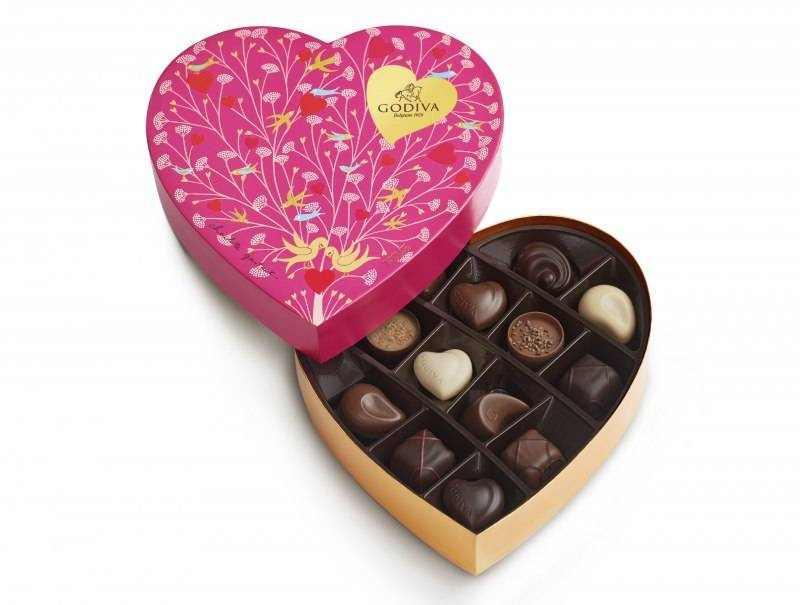 8 Ways To Share Your Love on Valentine\'s Day With Godiva
