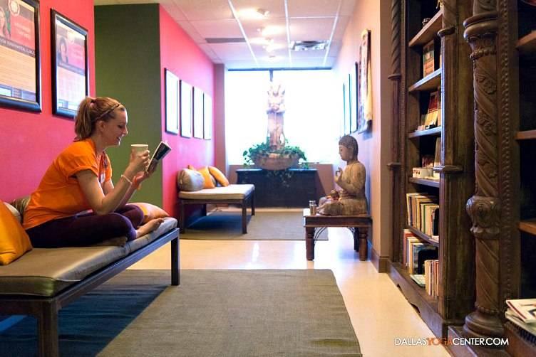 2 Dallas Yoga Center