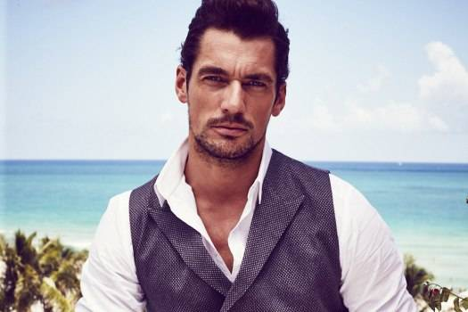 david gandy - haute living