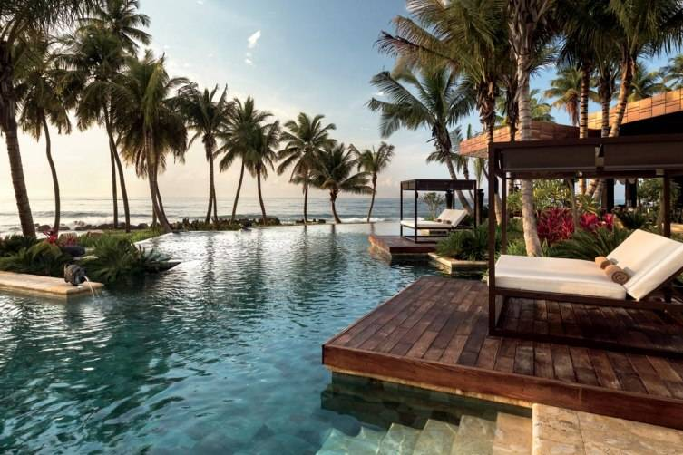 Dorado Beach Resort, a Ritz-Carlton Reserve, was once a sugar plantation.