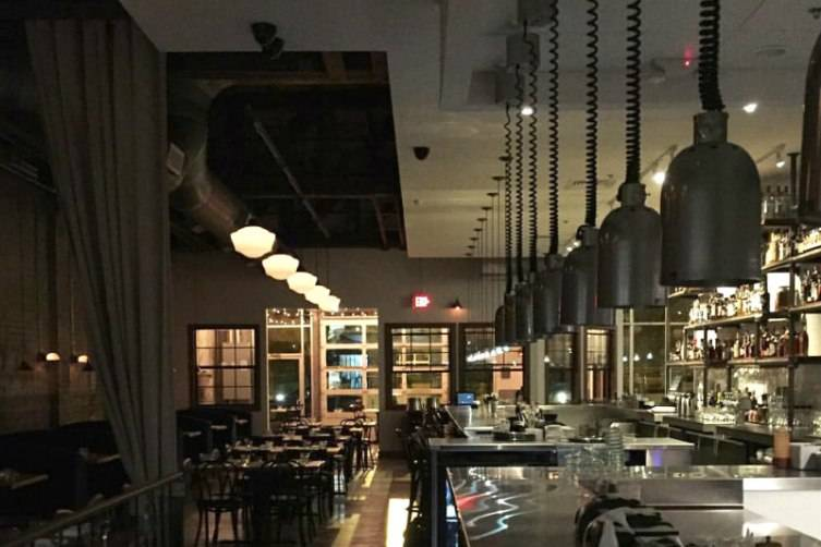 Filament in Deep Ellum is Matt McAliister's newest eatery.