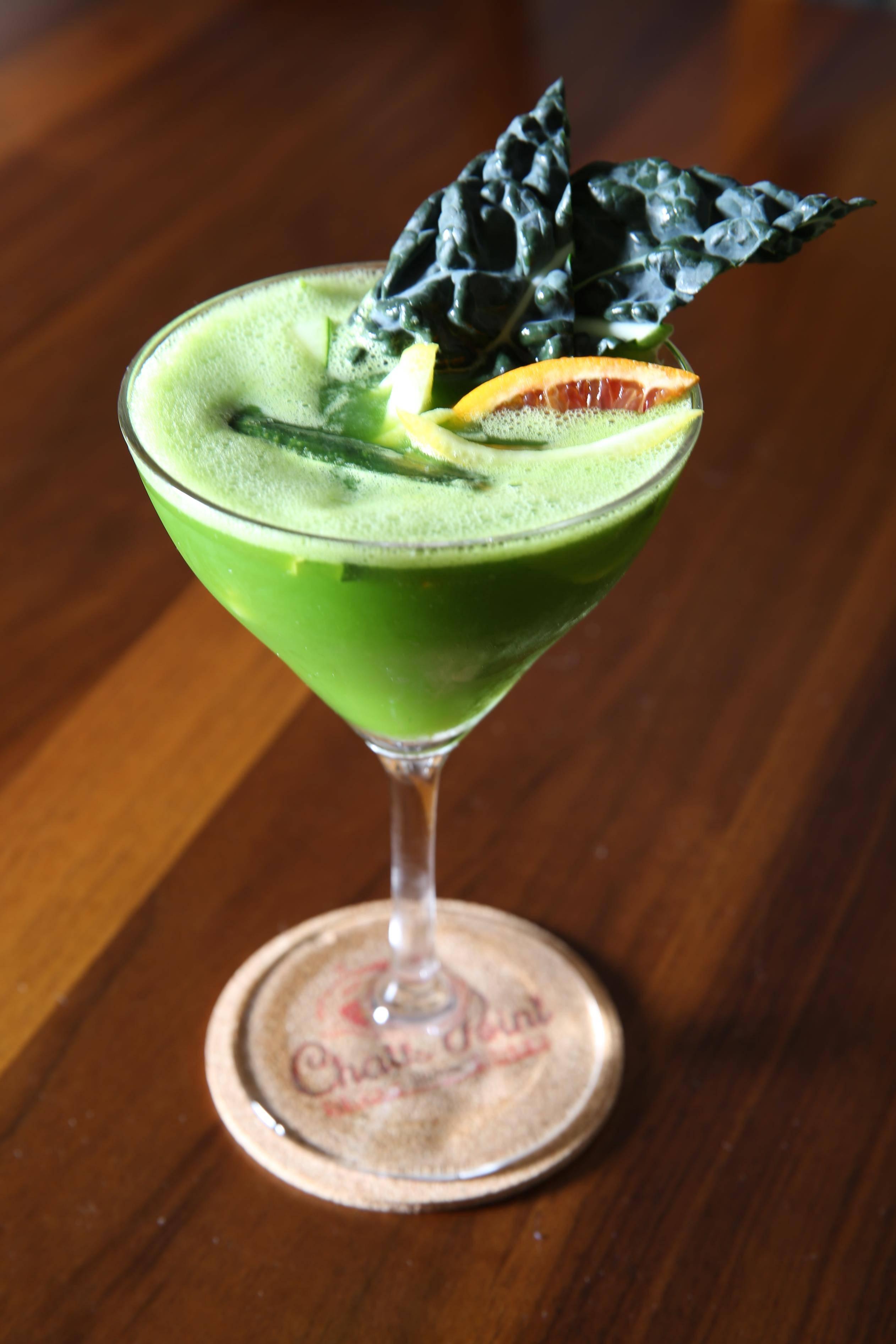 CPK's Kale Martini