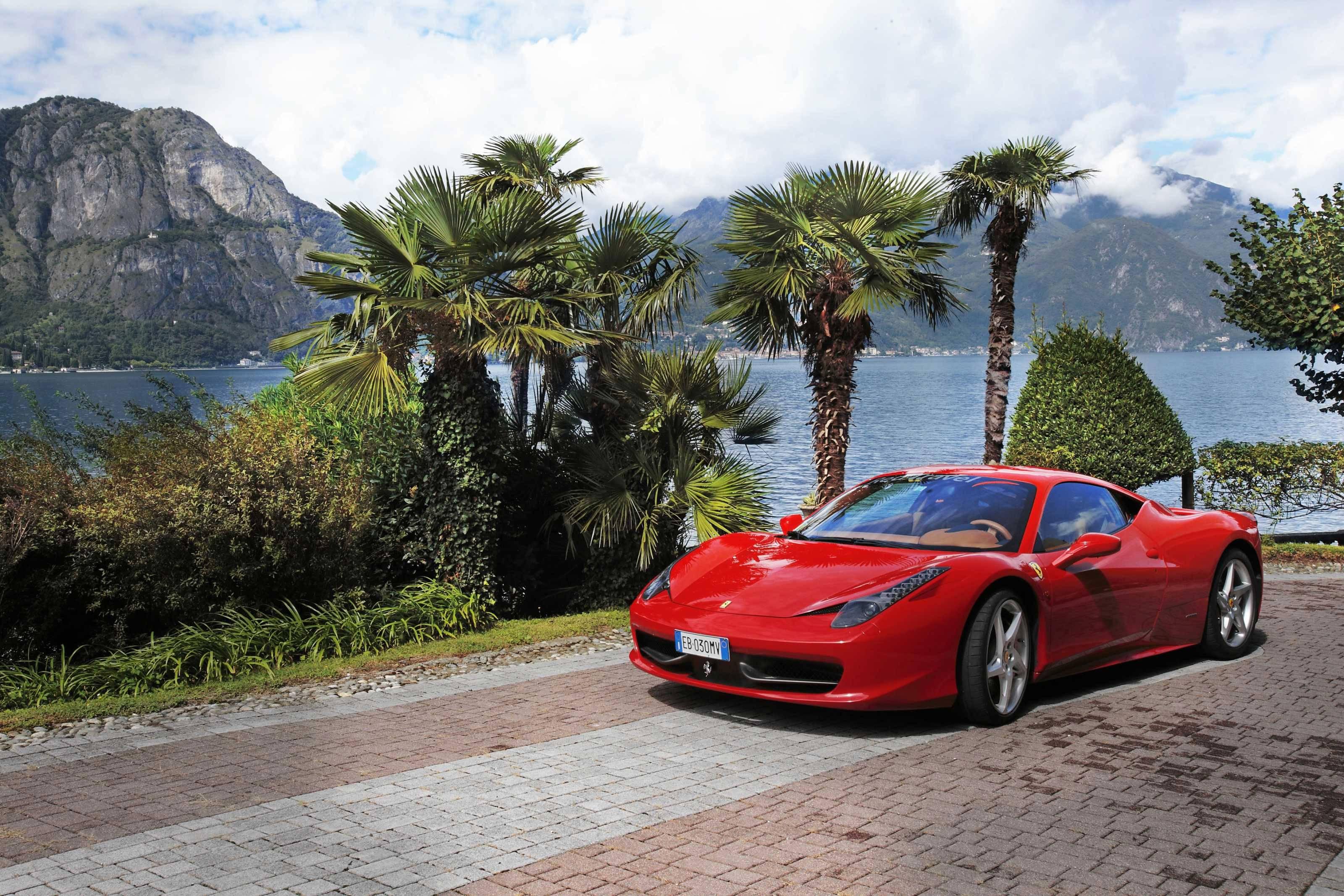 Who Wants An Italian Dream Trip With Ferrari