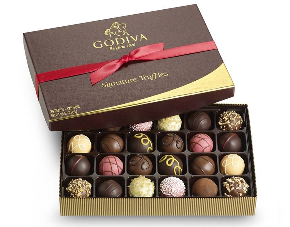 8 ways to share your love on valentine 39 s day with godiva for Go diva