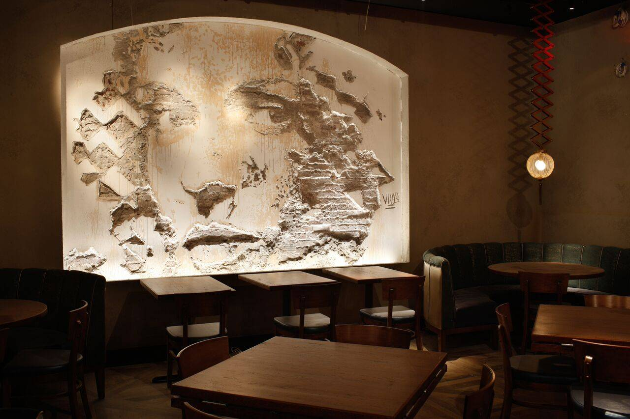NYC The Art Of Eating At TAO Groups New VANDAL Restaurant