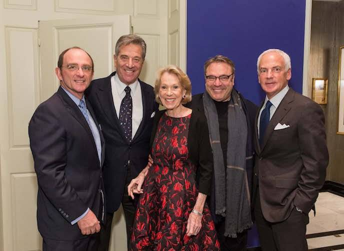 A Special Reception with Tony Bennett