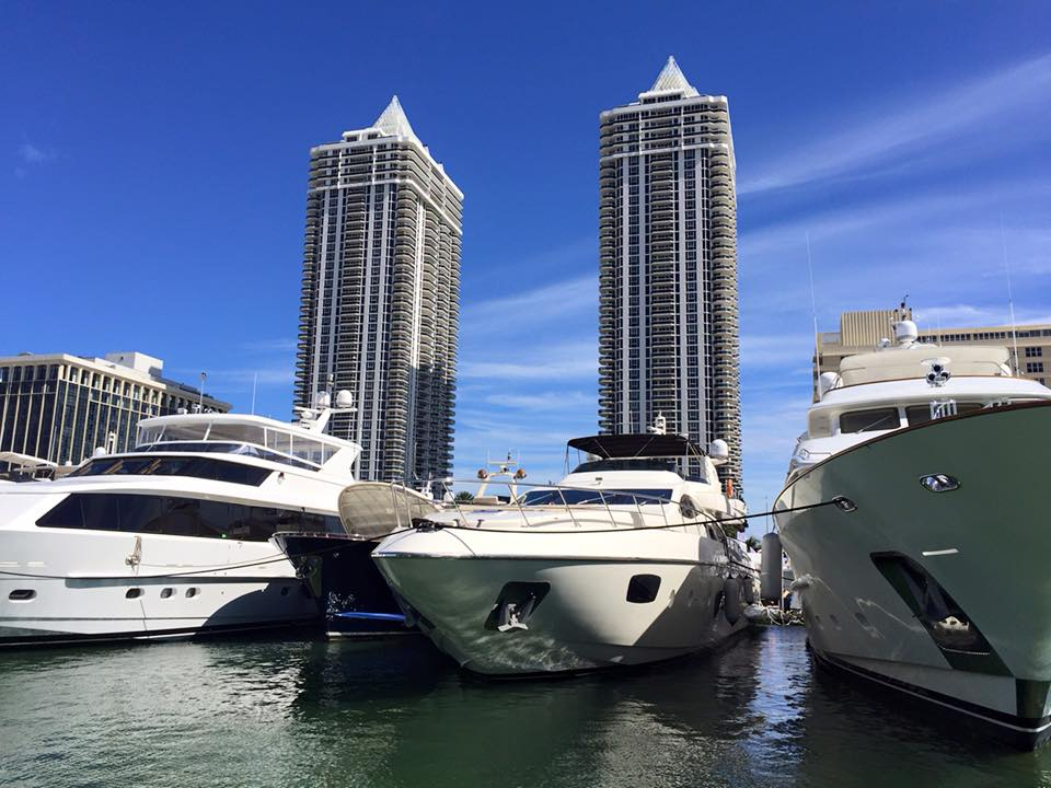 Yachts Miami Beach Boat Show 2016