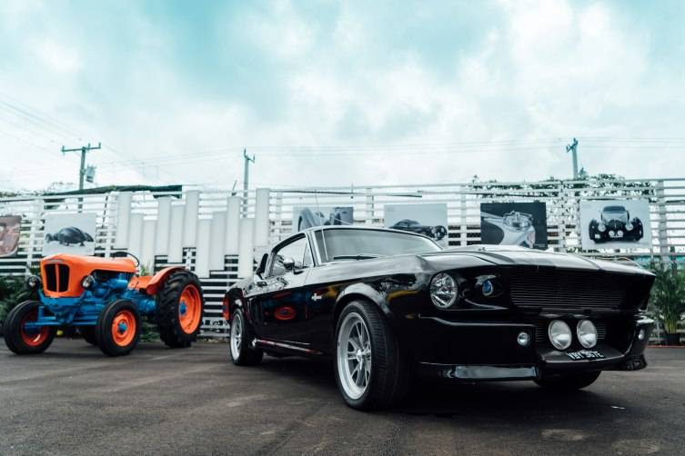 1967 Ford Mustang GT 500 Eleanor [3]-2