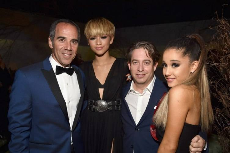2016 Grammy Parties 1