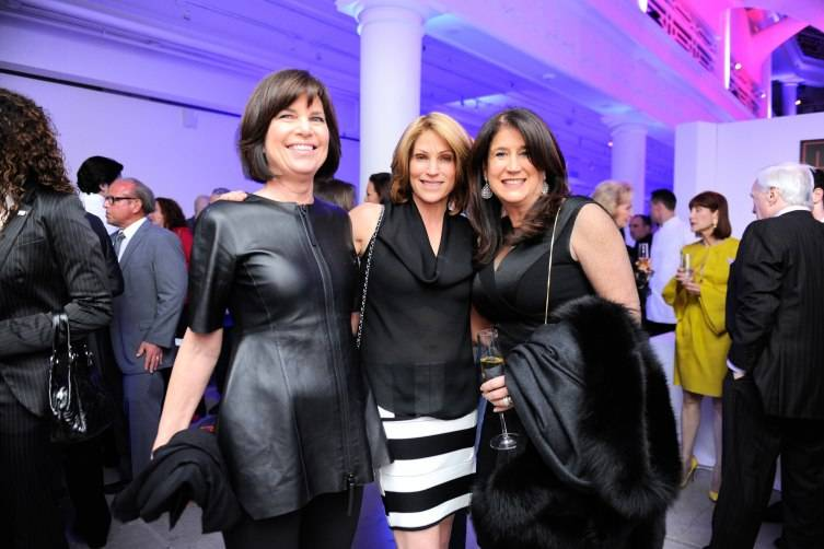 Deborah Schall, Stacy Robins and Betty Wohl (Photo by Sergi Alexander/Getty Images for SOBEWFF®)