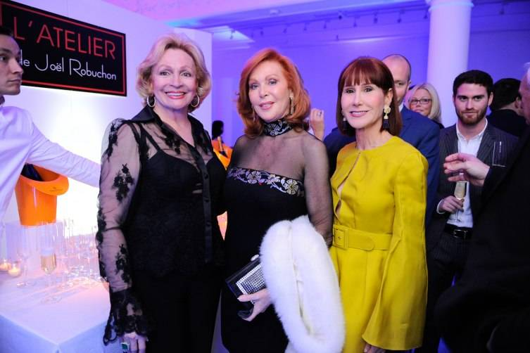 Ingrid Fatio, Lois Russell and Jayne Abess (Photo by Sergi Alexander/Getty Images for SOBEWFF®)