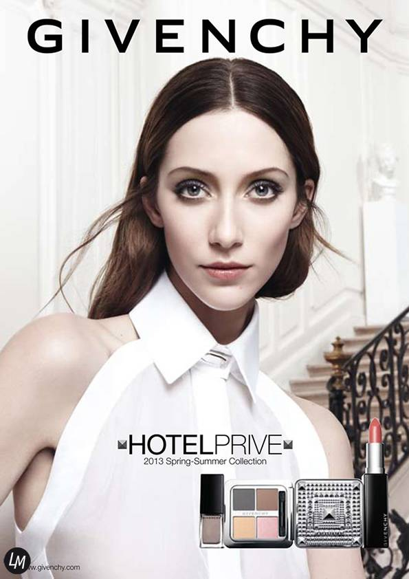 Alana-Zimmer-for-Givenchy-Campaign-SS-'13