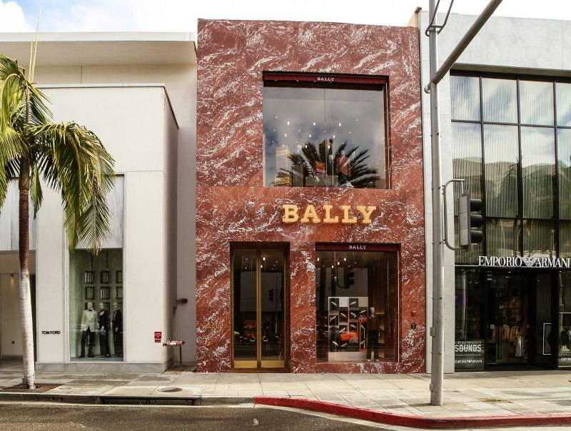 Bally Rodeo Drive - exterior