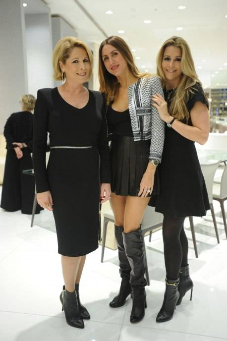 Barbara Hevia, Christy Martin, Daysi Johansson